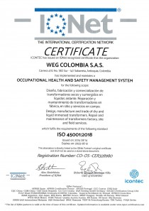 ISO 45001 IQNET